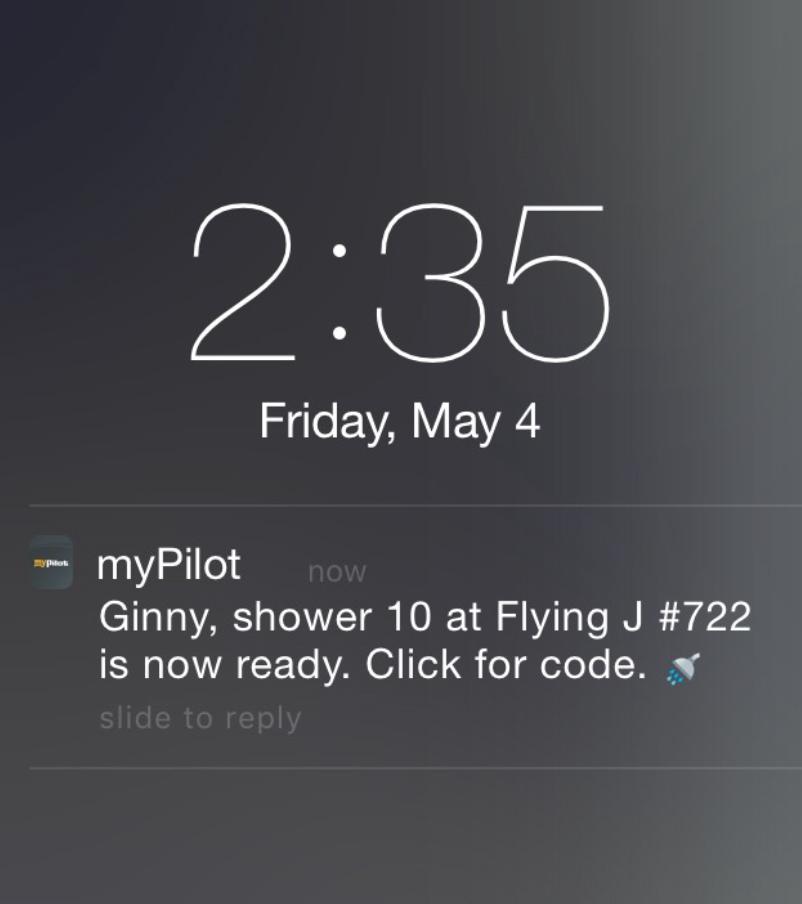iOS Native Notification