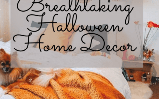 Breathtaking Halloween Home Decor