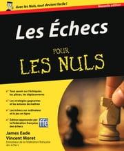 Les Echecs Pour Les Nuls : echecs, Echecs, EBook, James, 9782754022781, Rakuten, United, States