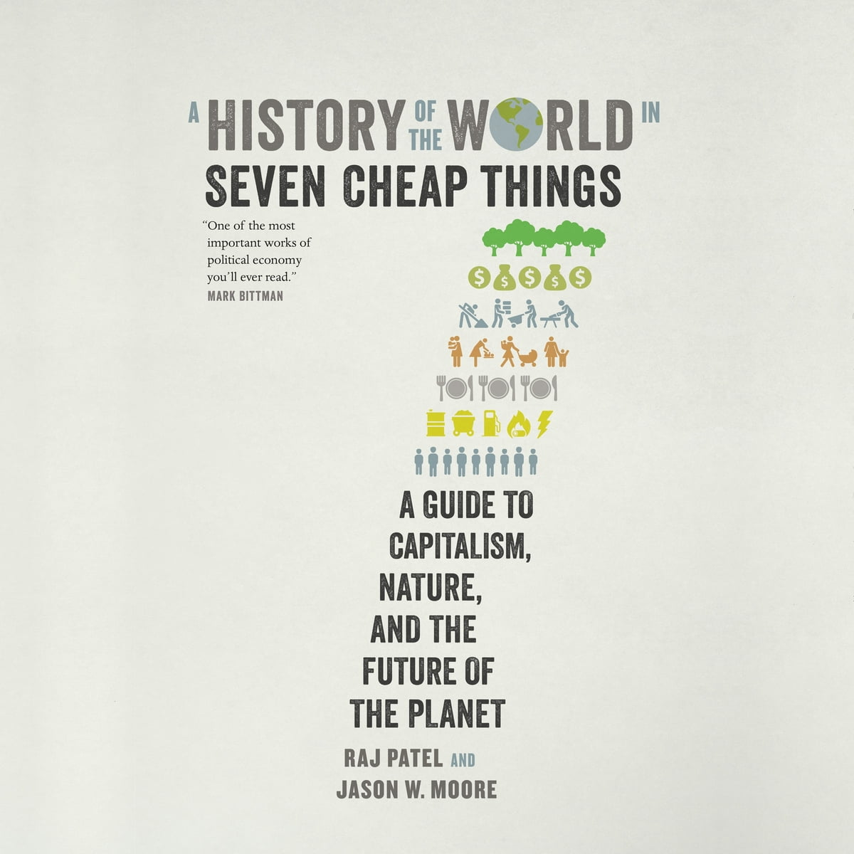 History of the World in Seven Cheap Things, A Audiobook by