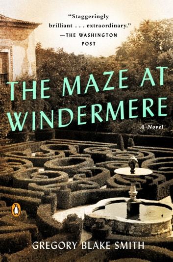 The Maze at Windermere by Gregory Blake Smith Ebook/Pdf Download