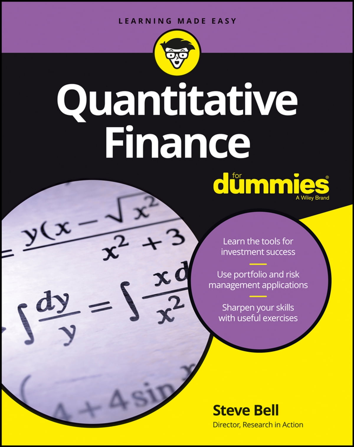 Quantitative Finance For Dummies eBook by Steve Bell - 9781118769430 | Rakuten Kobo