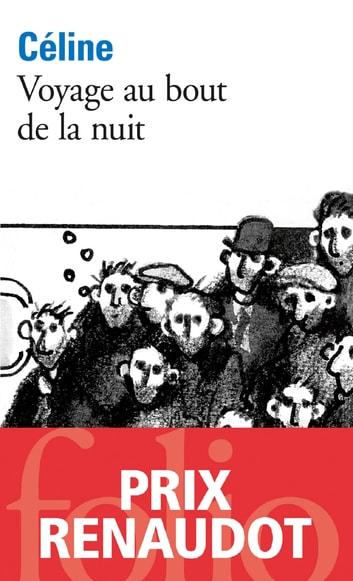 Voyage Au Bout De La Nuit : voyage, Voyage, EBook, Louis-Ferdinand, Céline, 9782072446894, Rakuten, Canada