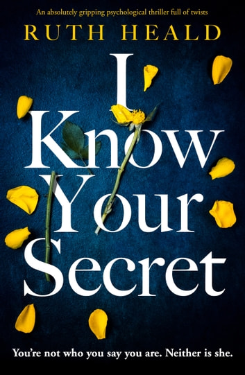 I Know Your Secret by Ruth Heald Ebook/Pdf Download