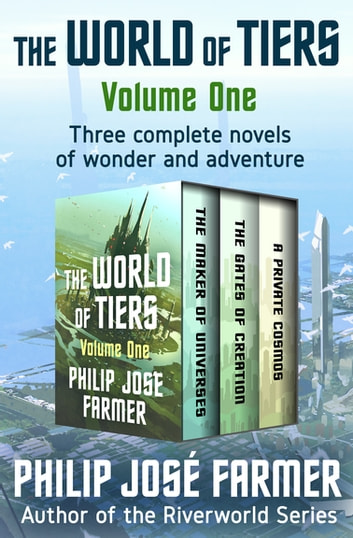 The World of Tiers Volume One by Philip Jos Farmer Ebook/Pdf Download