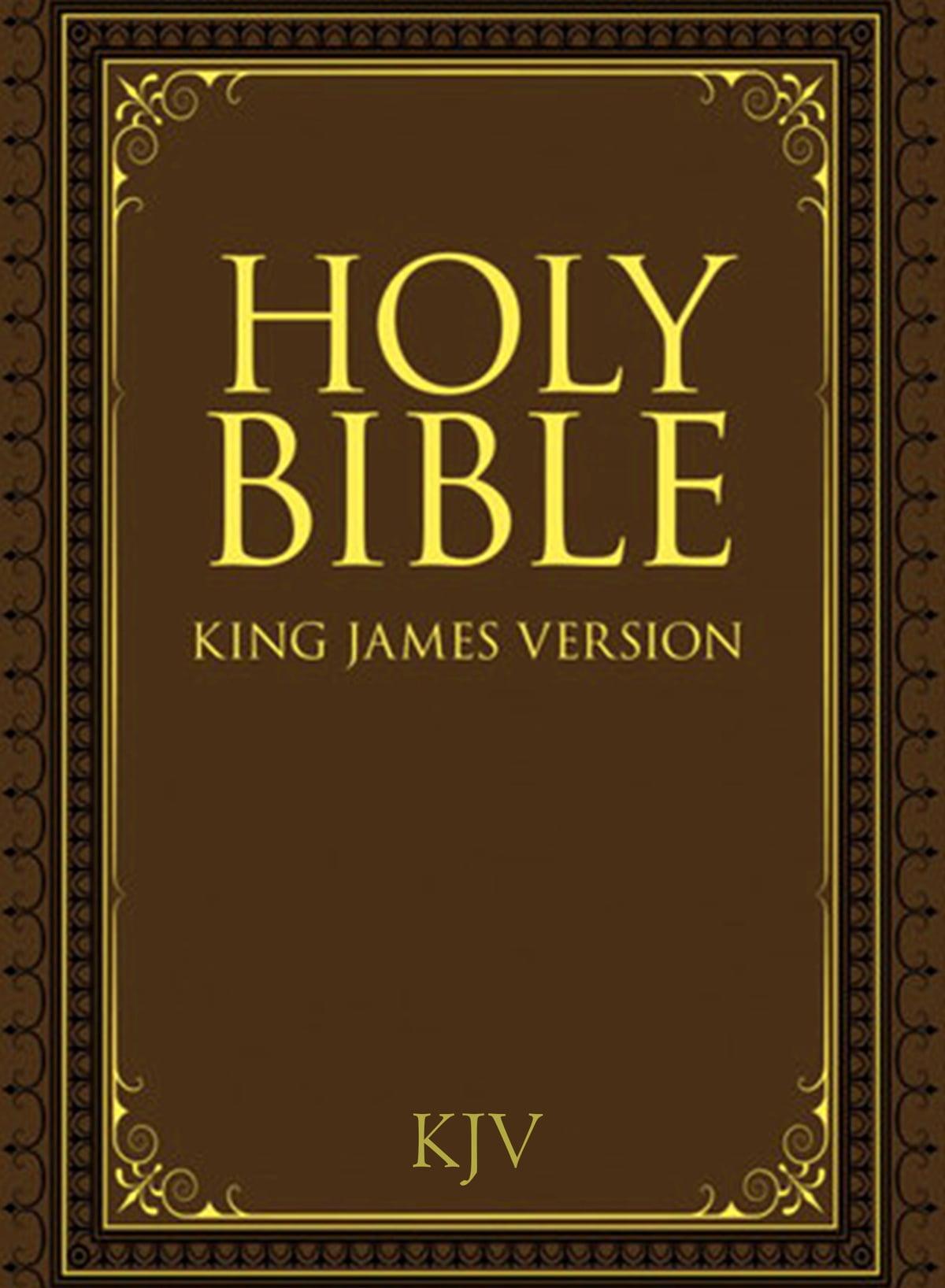 Bible King James Version Authorized Kjv Best Bible