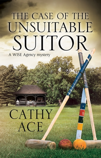 Case of the Unsuitable Suitor, The by Cathy Ace Ebook/Pdf Download