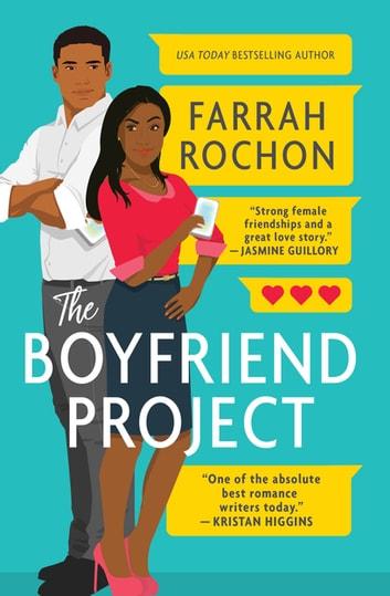 The Boyfriend Project by Farrah Rochon Ebook/Pdf Download