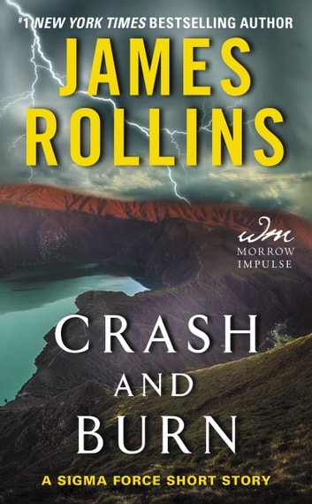 Crash and Burn by James Rollins Ebook/Pdf Download