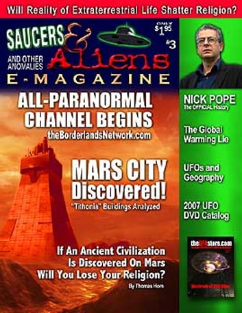 Saucers & Aliens UFO eMagazine #3 by Various Ebook/Pdf Download