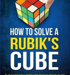 how to solve a rubik s cube ebook by chad bomberger 9781641868228 rakuten kobo [ 1200 x 1920 Pixel ]
