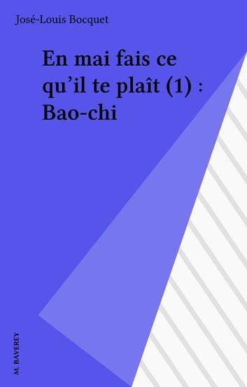 Fais Ce Qu'il Te Plait : qu'il, plait, Qu'il, Plaît, Bao-chi, EBook, José-Louis, Bocquet, 9782402013673, Rakuten, United, States
