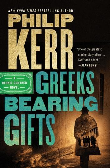 Greeks Bearing Gifts by Philip Kerr Ebook/Pdf Download