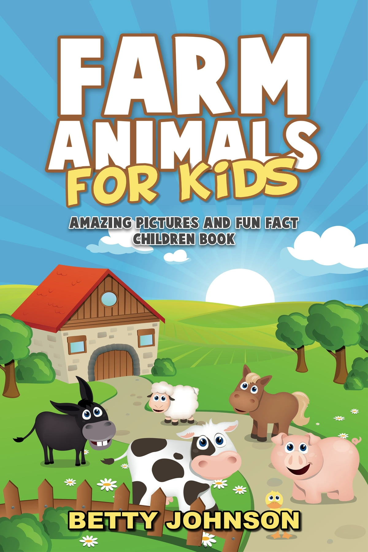 Farm Animals For Kids Amazing Pictures And Fun Fact