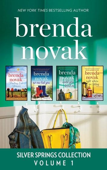 Silver Springs Collection Volume 1 by Brenda Novak Ebook/Pdf Download