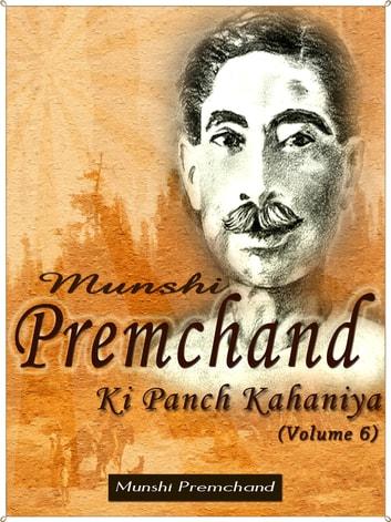 Munshi Premchand Ki Panch Kahaniya, Volume 6 by Munshi Premchand Ebook/Pdf Download