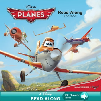 Planes Read-Along Storybook by Ellie O'Ryan, Disney Books Ebook/Pdf Download