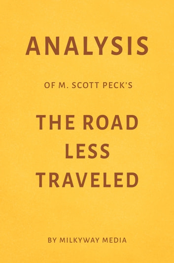 The Road Less Traveled M Scott Peck Pdf