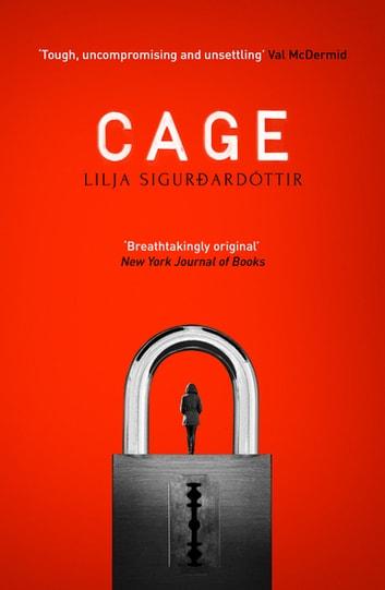 Cage by Lilja Sigurdardottir Ebook/Pdf Download