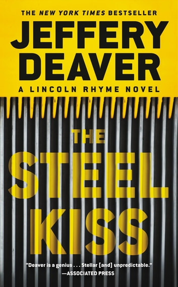 The Steel Kiss by Jeffery Deaver Ebook/Pdf Download