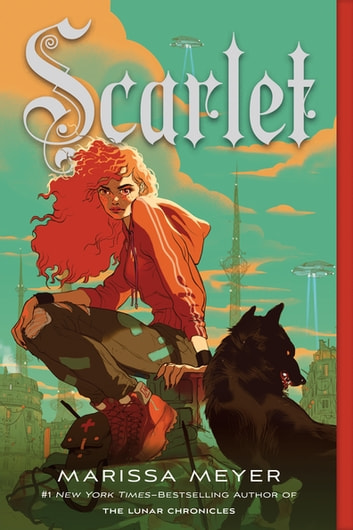Scarlet by Marissa Meyer Ebook/Pdf Download