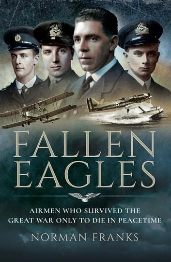 Fallen Eagles by Norman Franks Ebook/Pdf Download