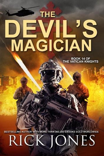 The Devil's Magician by Rick Jones Ebook/Pdf Download