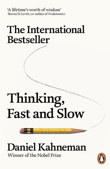Thinking, Fast and Slow by Daniel Kahneman Ebook/Pdf Download
