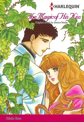 THE MAGIC OF HIS KISS Harlequin Comics EBook By Jessica Steele