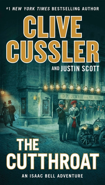 The Cutthroat by Clive Cussler, Justin Scott Ebook/Pdf Download