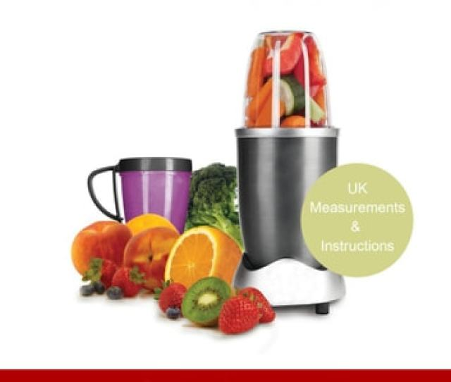 The Nutribullet Cookbook Ebook By Maryanne Madden