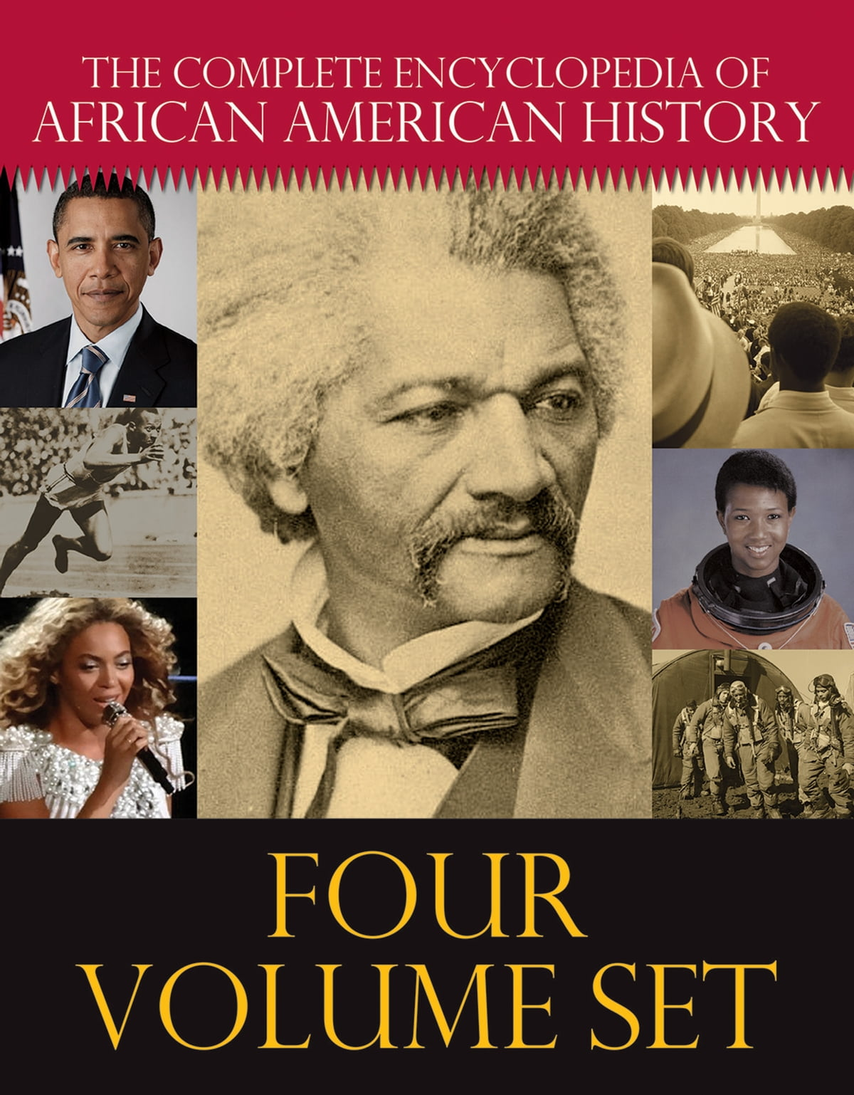 The Complete Encyclopedia Of African American History