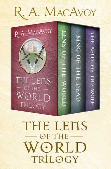 The Lens of the World Trilogy by R. A. MacAvoy Ebook/Pdf Download