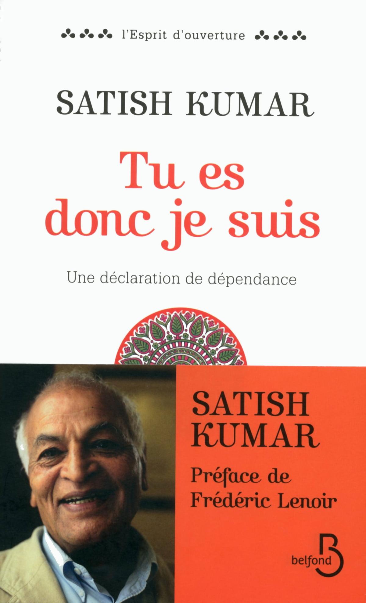 Je Suis Donc Tu Es : EBook, Satish, KUMAR, 9782714450494, Rakuten, United, States