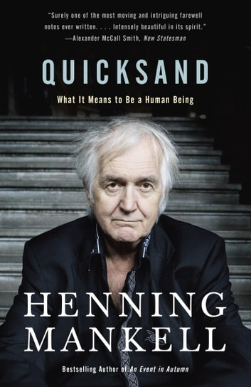 Quicksand by Henning Mankell Ebook/Pdf Download