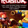 Roblox Game Login Download Studio Unblocked Tips