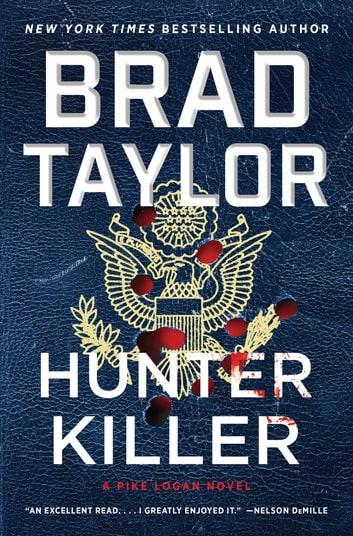 Hunter Killer by Brad Taylor Ebook/Pdf Download