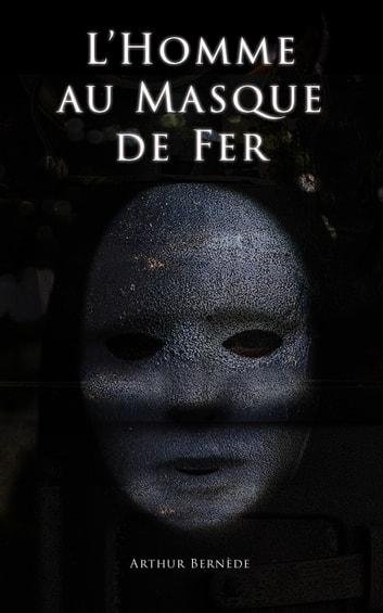 L'homme Au Masque De Fer : l'homme, masque, L'Homme, Masque, EBook, Arthur, Bernède, 9788026899907, Rakuten, United, States