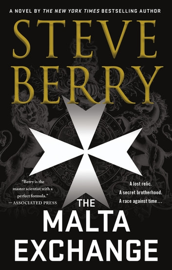 The Malta Exchange by Steve Berry Ebook/Pdf Download
