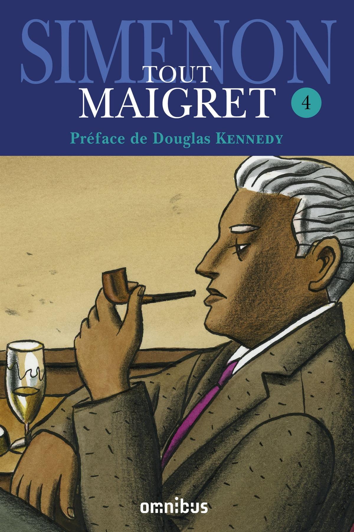 La Symphonie Du Hasard Tome 4 : symphonie, hasard, Maigret, EBook, Georges, SIMENON, 9782258161832, Rakuten, United, States
