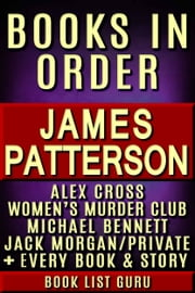 I Funny Series In Order : funny, series, order, James, Patterson, Books, Order:, Cross, Series,, Women's, Murder, Michael, Bennett,, Private,, Maximum, Ride,, Daniel, Middle, School,, Funny,, Bookshots,, Novels, Nonfiction., EBook, 1230002115733