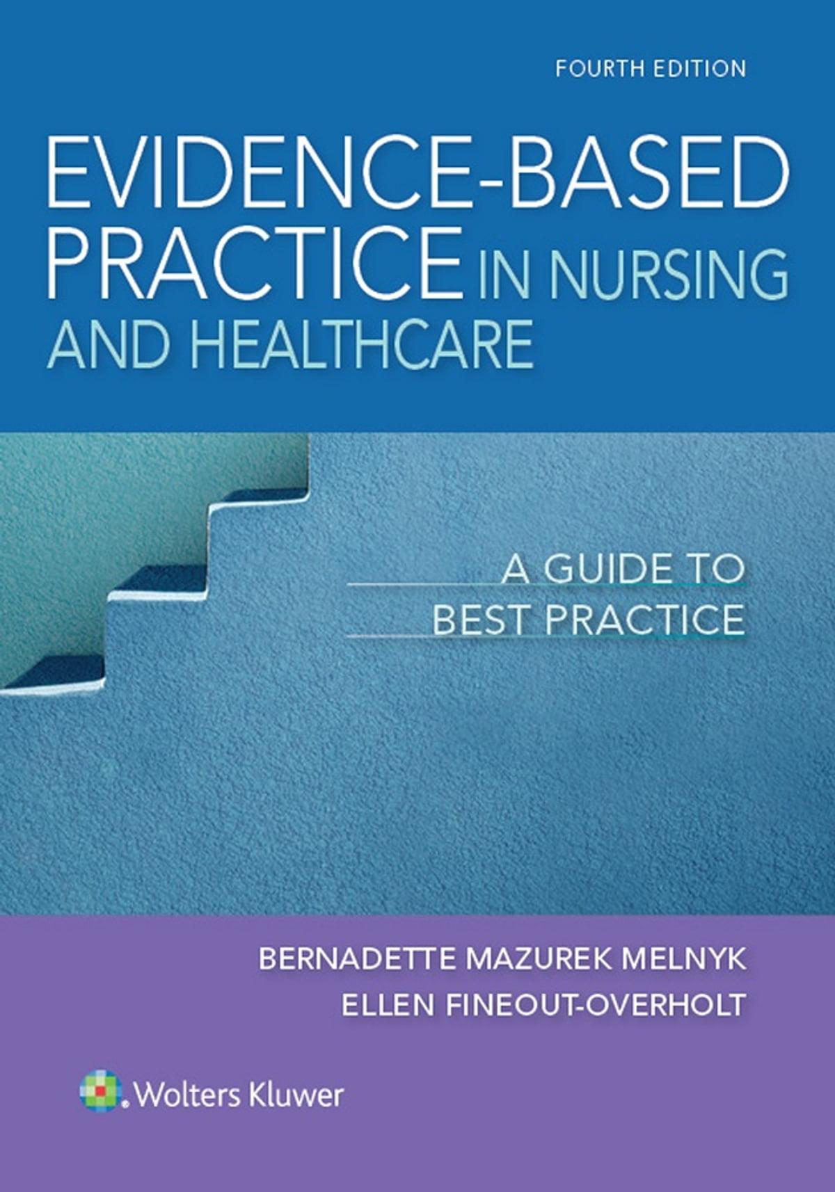Evidence Based Practice In Nursing Amp Healthcare Ebook By