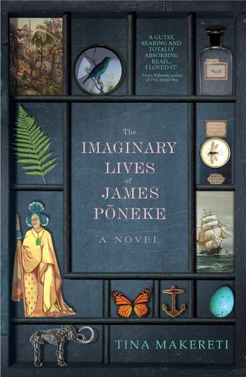 The Imaginary Lives of James Poneke by Tina Makereti Ebook/Pdf Download