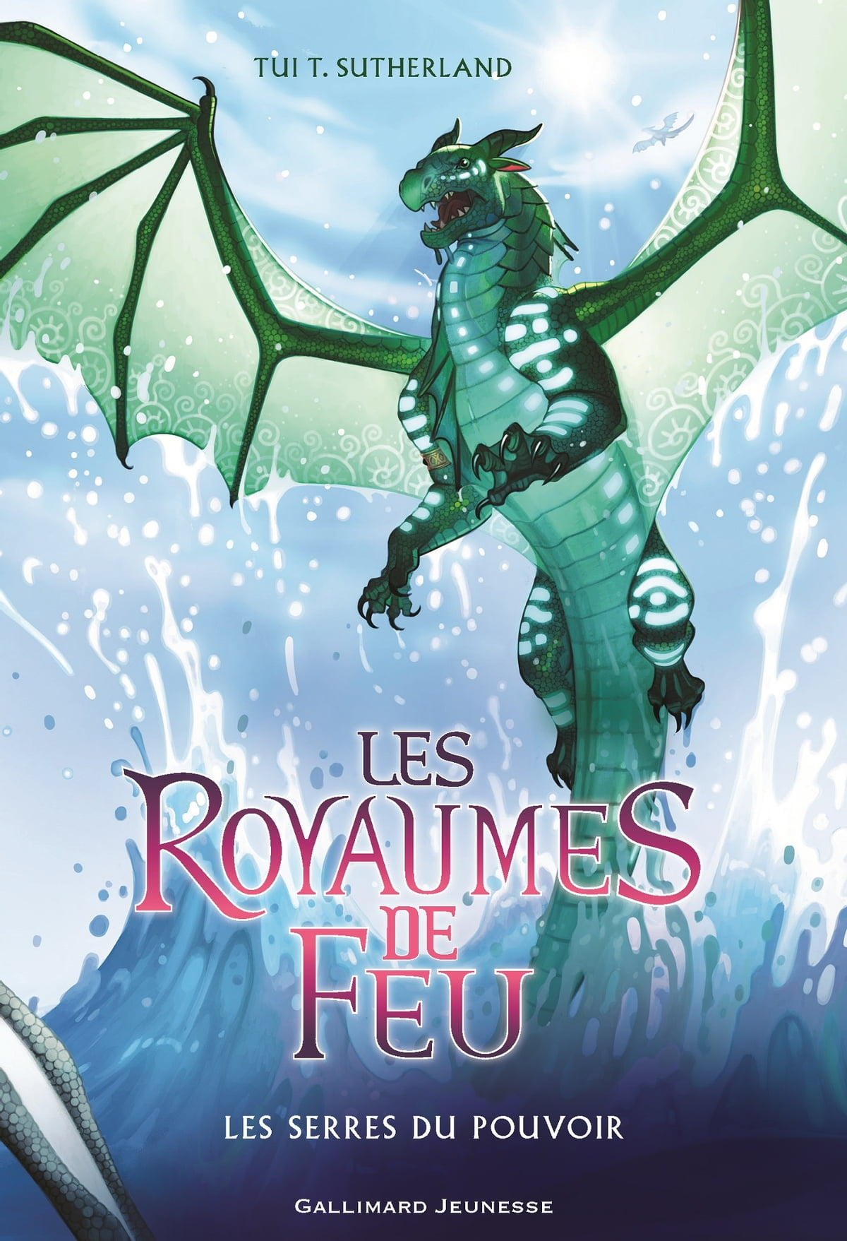 Les Royaumes De Feu Tome 9 : royaumes, Royaumes, (Tome, Serres, Pouvoir, EBook, Sutherland, 9782075093583, Rakuten, Canada