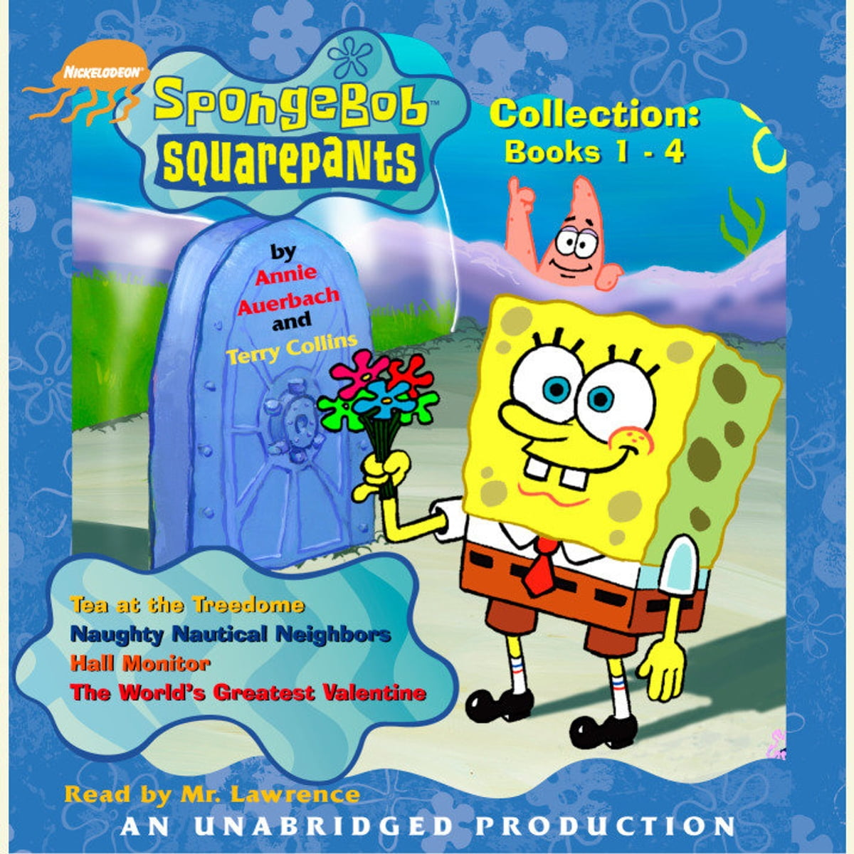 Spongebob Squarepants Collection Books 1 4 Audiobook By