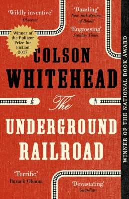 The Underground Railroad eBook by Colson Whitehead - 9780708898413 ...