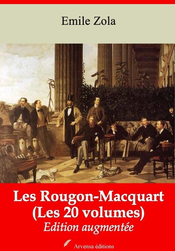 Emile Zola Les Rougon Macquart : emile, rougon, macquart, Rougon-Macquart, Volumes), EBook, Emile, 9782368419755, Rakuten, Canada