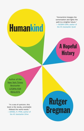 Humankind by Rutger Bregman Ebook/Pdf Download