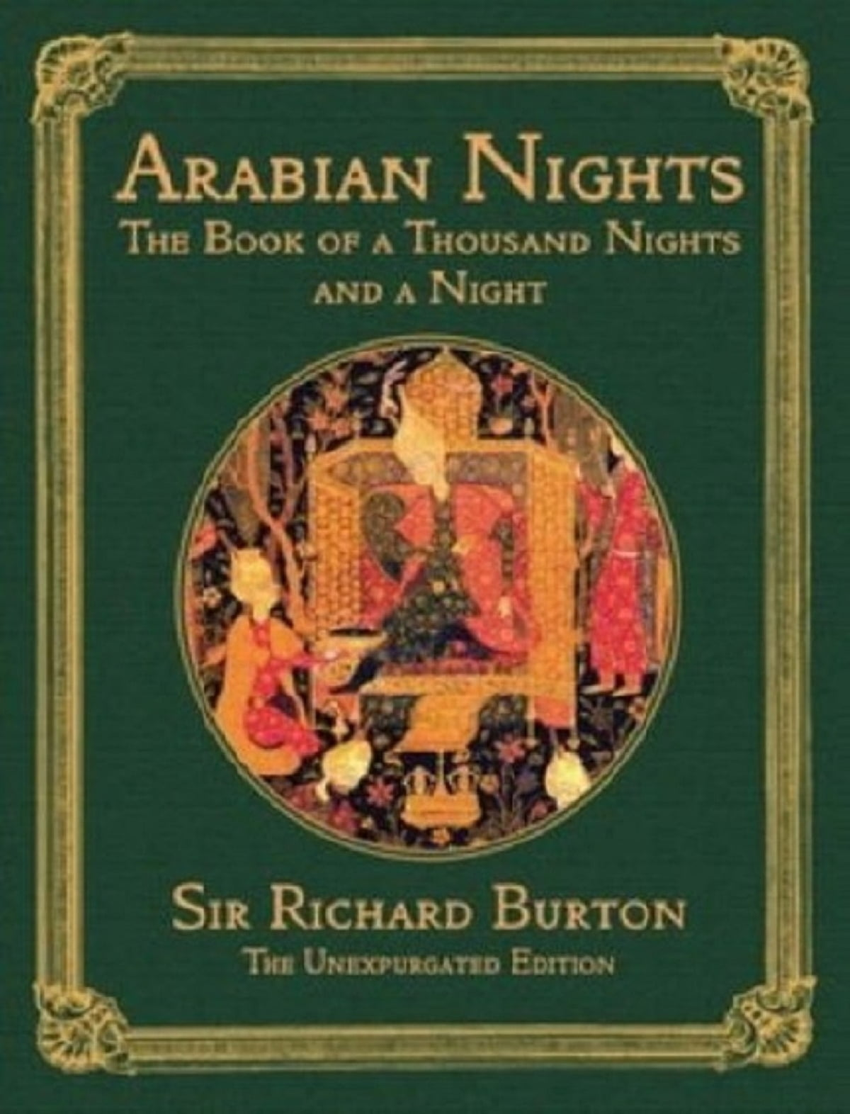 The Arabian Nights The Book Of The Thousand Nights And A