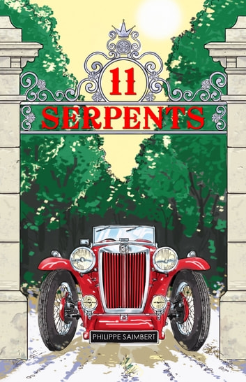 11 serpents by Philippe Saimbert Ebook/Pdf Download